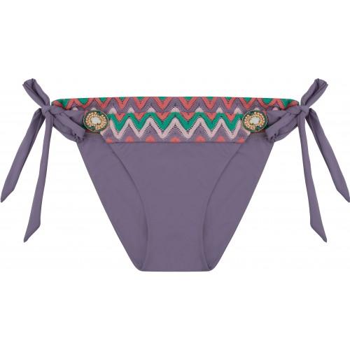 BOHO iconic aztec bow Lavendel Lila