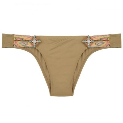 BOHO The Lush bottom Bronze & Print