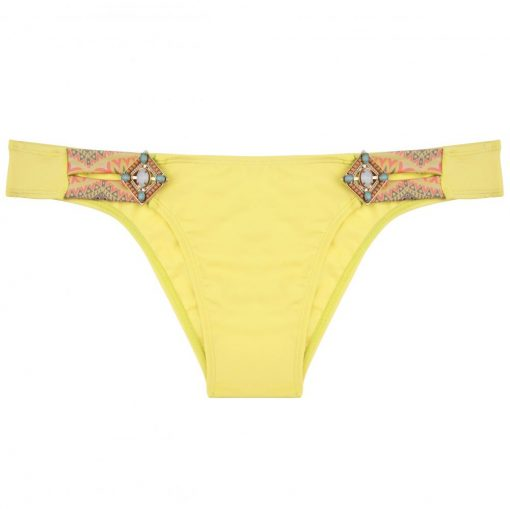 BOHO The Lush bottom Yellow & Print