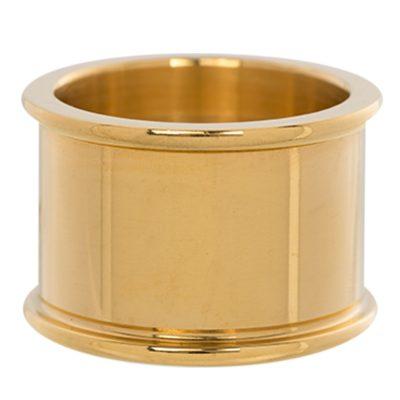 Base ring 14 mm Gold
