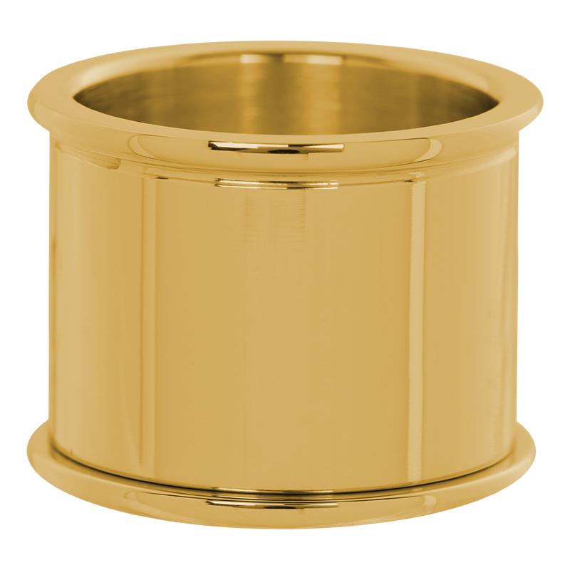 Base ring 16 mm Gold