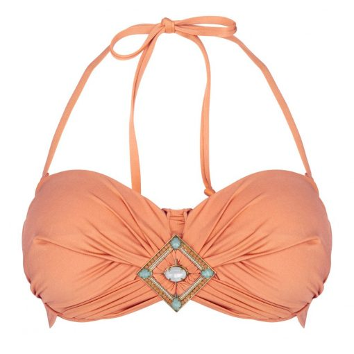 BOHO The Bohemian bandeau Peach