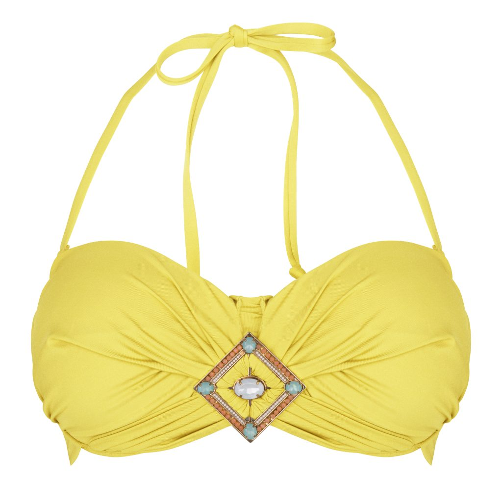 BOHO The Bohemian bandeau Yellow