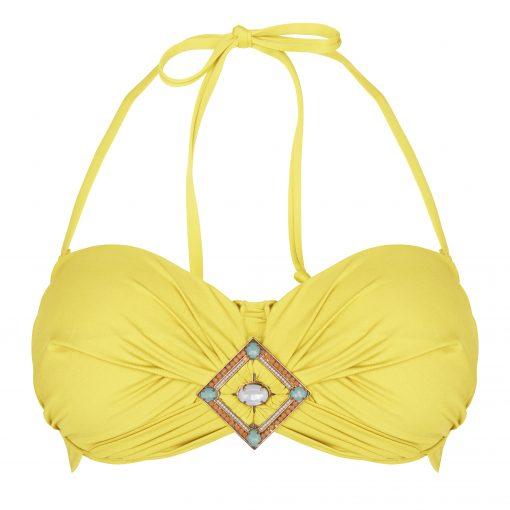 BOHO The Bohemian bandeau Yellow