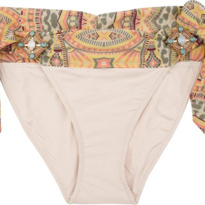 BOHO The Elite bottom Ivory & Print