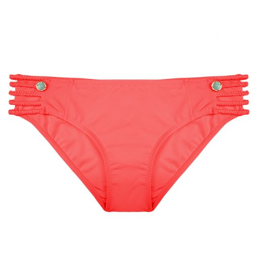 BOHO The Fancy Bottom Coral-Red
