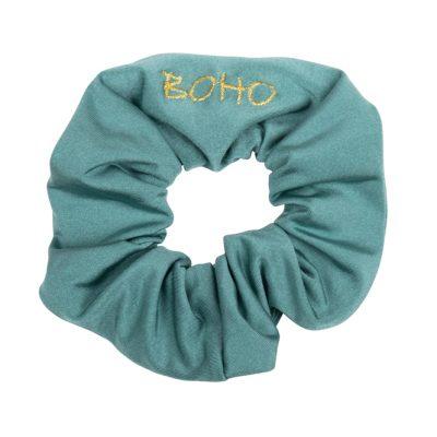 BOHO The Hair Scrunchy Sage-Green