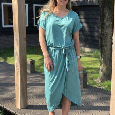 Dress Sea Green